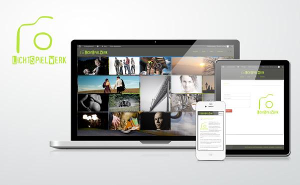 Lichtspielwerk - Neue Homepage