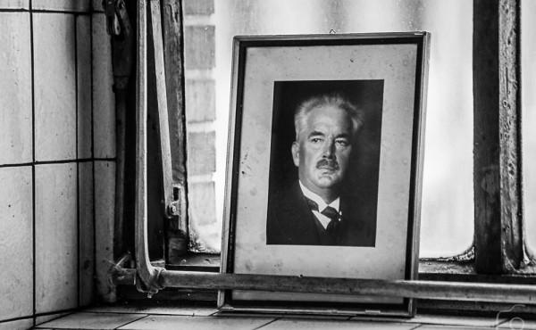 Ernst Sachs Porträt