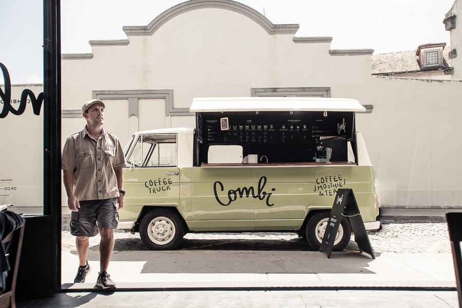 coffeevan, coffeetruck,Mercedes N1300